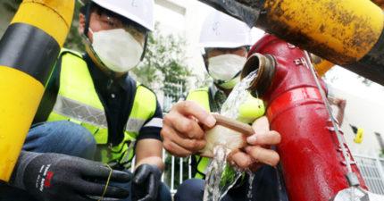 南韓「自來水幼蟲」疑散佈全國!政府急下令「最透明方式」報疫情