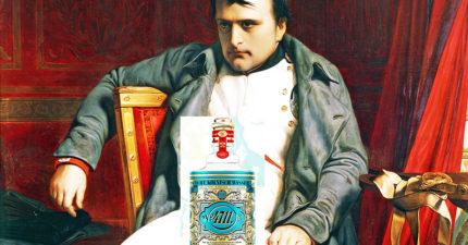 你可以聞「拿破崙的味道」!指定款「特製配方」流傳至今女性超愛用