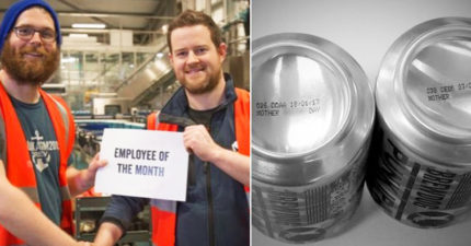 啤酒廠員工在罐身偷印「20萬句髒話」抗議 結果獲頒當月最佳員工