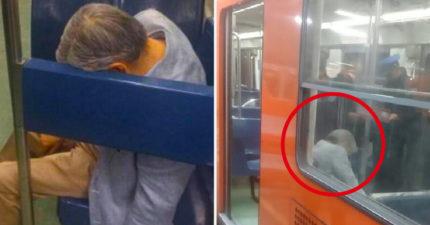 70歲老翁「博愛座猝死」沒人發現 站務員「趕收班」拍肩發現悲劇