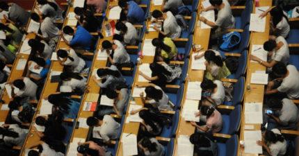 中國新規「在學作弊」未來無法貸款 連「網路速度」都受限!