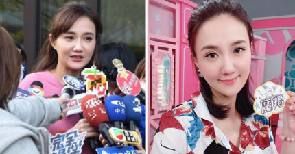 何妤玟澄清在記者會「談離婚不指責」是為了女兒身心健康