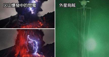 20張大自然展現「神之藝術」的驚奇照 風做的「雪蛋捲」看了想吃!