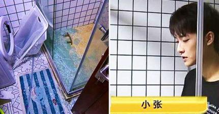 上電視抱怨廁所門...帥到姊妹暴動 「浴室擺設」卻讓人心碎