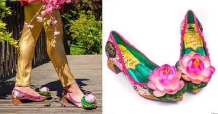 花木蘭聯名鞋「東方設計」被罵爆 價格更驚人...網:是要過橋嗎