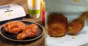 麥當勞「韓式炸雞」限定熱賣 他曝「真實評價」:像台灣經典醬料