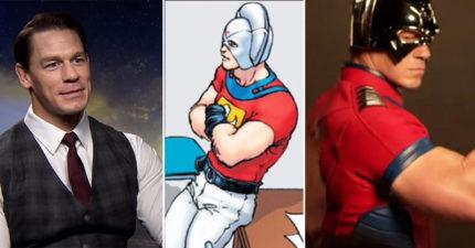 約翰希南加盟DC「英雄造型」曝光!《自殺突擊隊:集結》延伸劇確定開拍