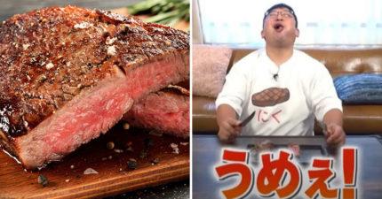 男子每天只吃「6公斤牛排」 3天後「體重變輕」連醫生也傻眼