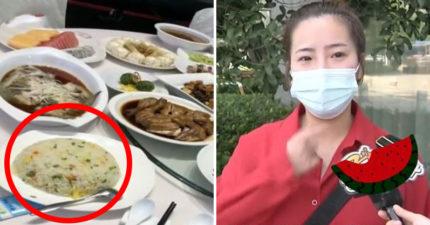 高級飯店辦婚宴端出「蛋炒飯+蛋花湯」 新人崩潰:花了60萬