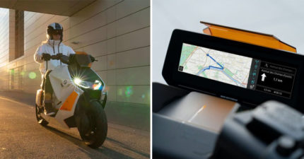 BMW電動車「現代外觀」進化一世紀 「自帶導航」還能放音樂