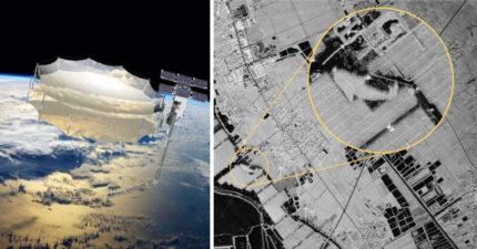 牆壁擋不住!新衛星能直接「看穿你家」 邏輯其實就像海豚