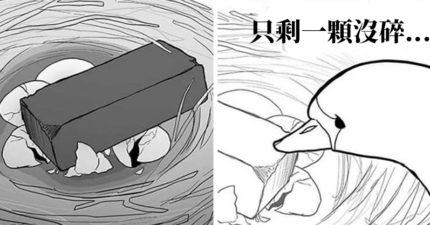 漫畫《死神找天鵝媽媽》惹哭網友 作者爆「是真實事件」人類太惡劣!