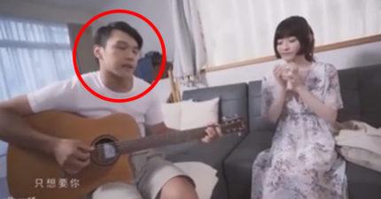 看片片發現「男演員超會唱」 女網友搜真身「是台灣歌手」本人也承認!