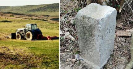 有塊石頭擋我種田!農夫搬2公尺「擴張比利時領土」差點開戰