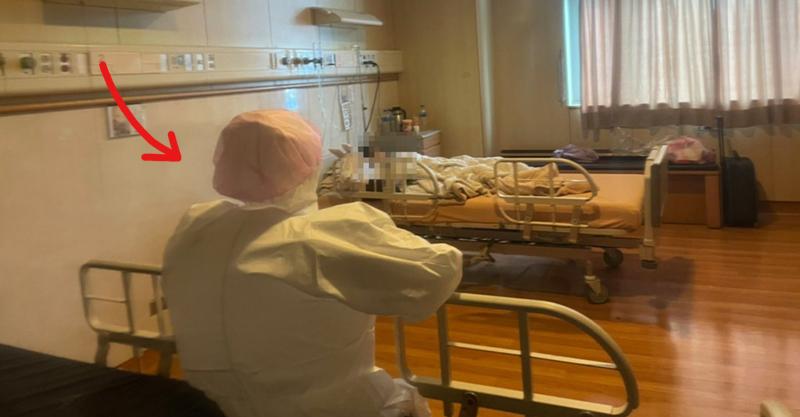 失智婆婆「確診後狂逃病房」 院方出奇招「人臉氣球」她秒乖乖接受治療