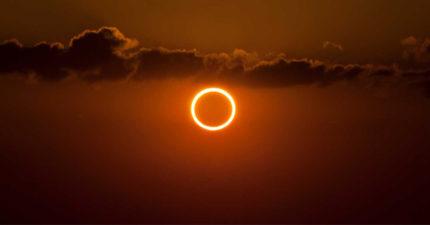 天文奇景再現!2021首場「日環食」台灣時間17點「NASA直播登場」
