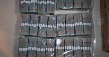 高雄夫妻開瑪莎拉蒂運毒!警搜家發現創紀錄「9687萬現金」