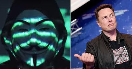 知名駭客組織「匿名者」盯上馬斯克!公開痛斥「操弄比特幣」:玩死無數平民